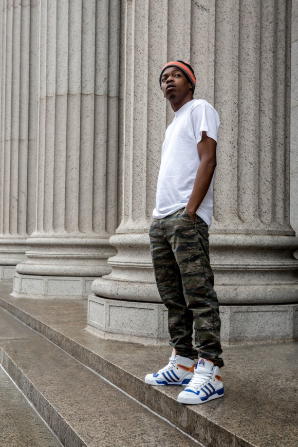 adidas Originals Attitude Hi 2014 Lookbook