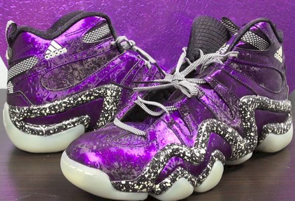 adidas Crazy 8 Nightmare Before Christmas + Special Packaging Video