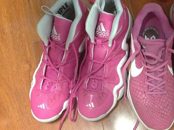 adidas Crazy 8 Think Pink