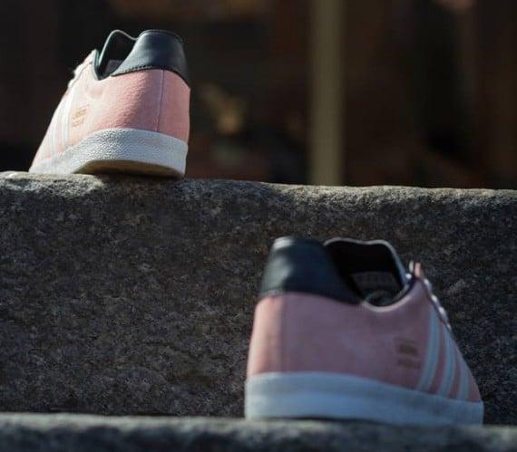 Adidas Gazelle Og Rose