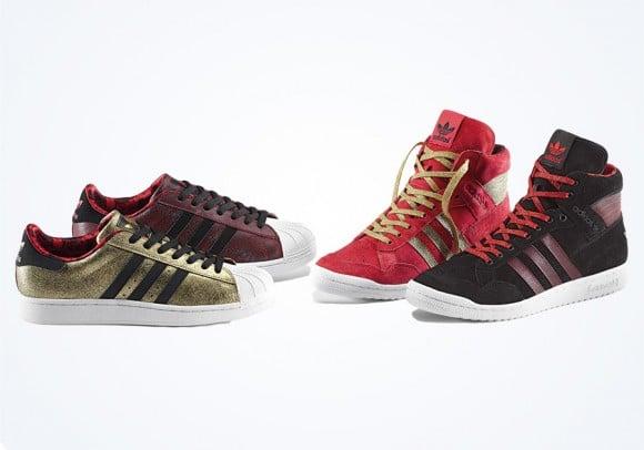 adidas Originals Chinese New Year Sport Pack