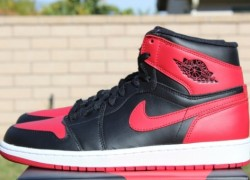 "Air Jordan 1 Retro High OG ""Bred"" – Release Reminder"