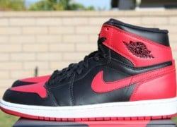 """Air Jordan 1 Retro High OG """"Bred"""" – Release Reminder"""