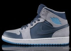 Air Jordan 1 Mid – New Slate – Powder Blue – Wolf Grey – Now Available