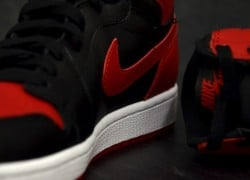 Air Jordan 1 Retro High OG 'Black/Varsity Red-White' | New Detailed Images