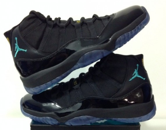 No one Loves Their Gamma Air Jordan 11s More Than This Dude