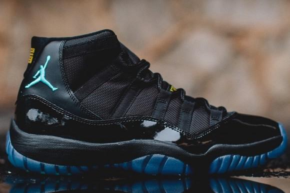 Air Jordan 11 Gamma Blue Epic Look