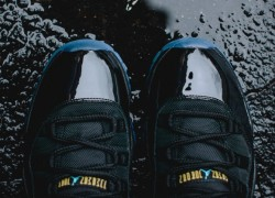 "Air Jordan 11 ""Gamma Blue"" – Epic Look"