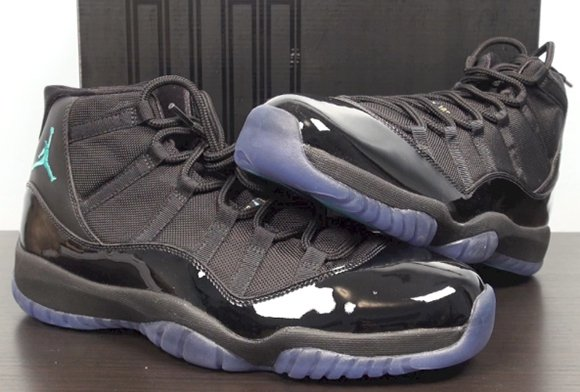 Air Jordan 11 Gamma Blue Video