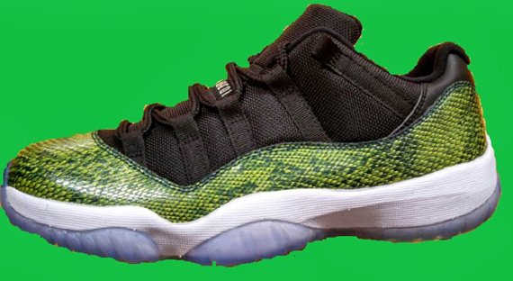 Air Jordan 11 Low Summer 2014 Releases