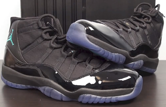 Air Jordan 11 Gamma Blue Video Review