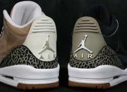 "Air Jordan 3 ""Denim/Khaki"" Samples – Available on eBay"
