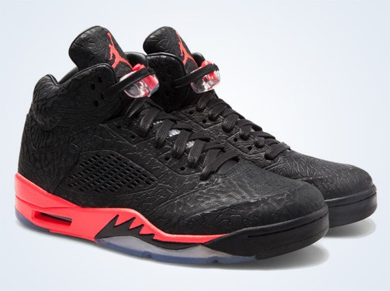 Air Jordan 3Lab5 Infrared Nikestore Release Info