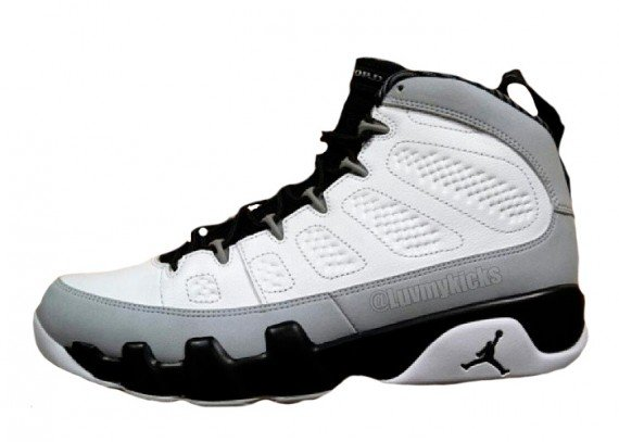 Air Jordan 9 Barons First Look
