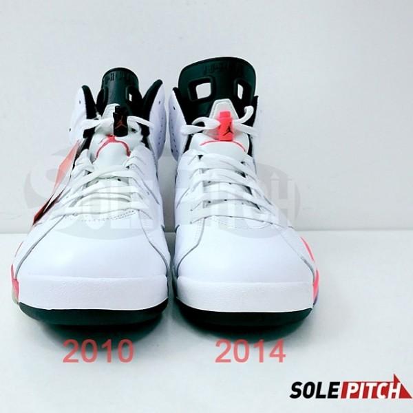 air-jordan-vi-6-white-infrared-2010-2014-comparison-5