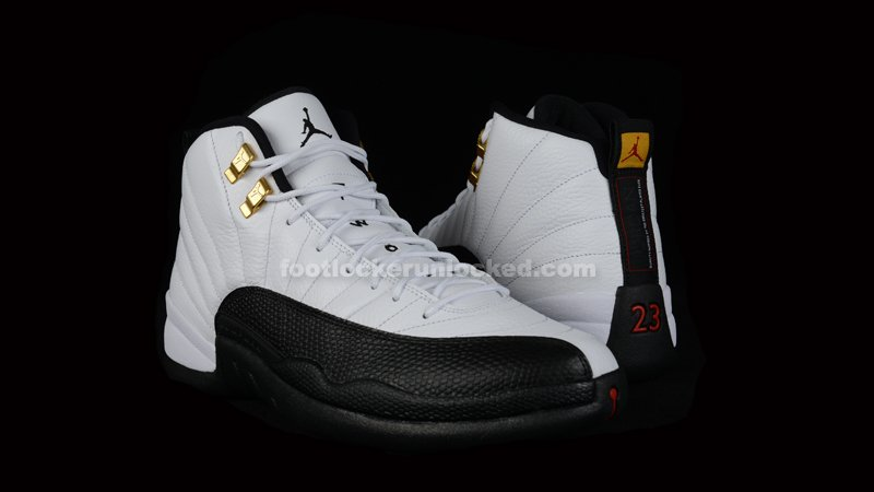 half off 5fcb1 99aed Air Jordan XII (12) 'Taxi' | Foot Locker Release Details ...