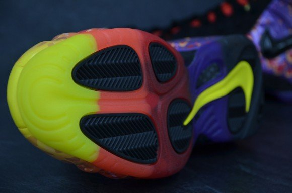 Nike Air Foamposite Pro Asteroid New Release Date