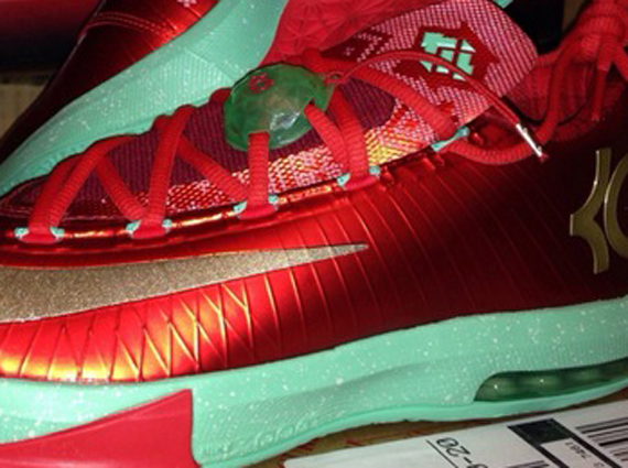 Nike KD 6 Christmas Another Quick Look