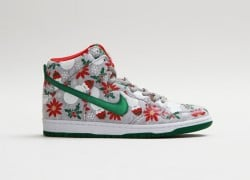 Concepts x Nike SB Dunk High Pro 'Ugly Sweater' – Grey | Official Images