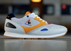 Crooked Tongues x Le Coq Sportif Flash