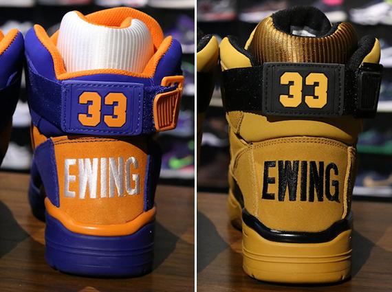 Ewing 33 Hi December 2013 Releases