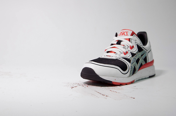 Extra Butter x Asics Gel Epirus #DL5 California Mountain Snake Release Date