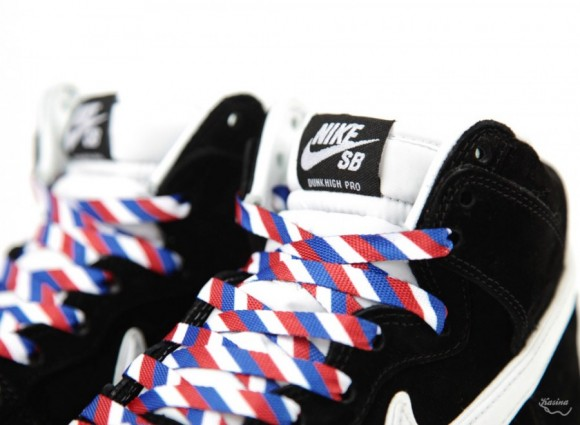 Fly x Nike SB Dunk High Barber Yet Another Look