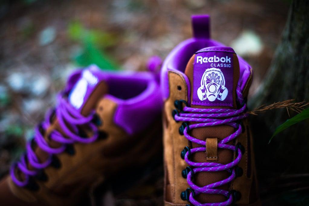Foot Patrol x Reebok Classic Leather Mid  On The Rocks   ea7a0dfdb6ae