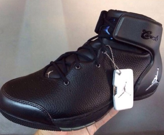 Jordan Melo 1.5 Black Leather Quick Look