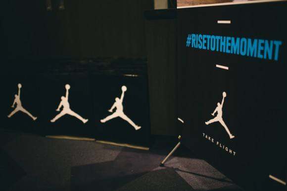 Jordan Melo 1.5 #RiseToTheMoment Event Recap