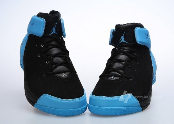 Jordan Melo 1.5 Black Metallic Silver University Blue Release Date