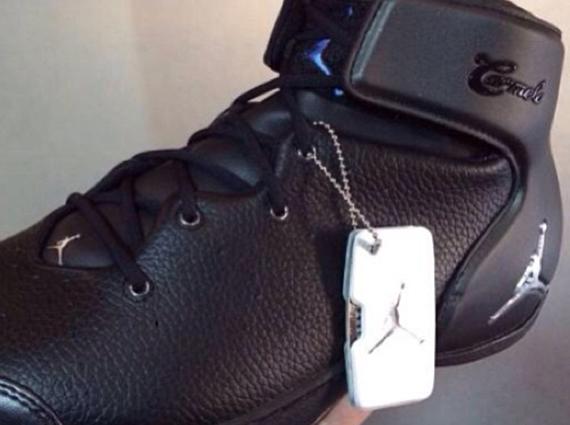 Jordan Melo 1.5 Black Leather Quick Look