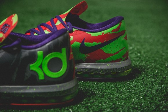 Nike KD 6 Energy Yet Another Look
