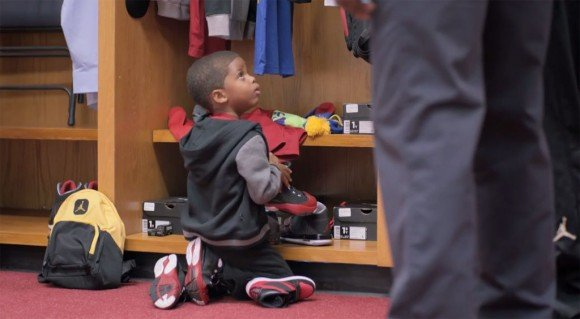 Kids Foot Locker Locker Commercial Feat Chris Paul Lil' Chris & Blake Griffin