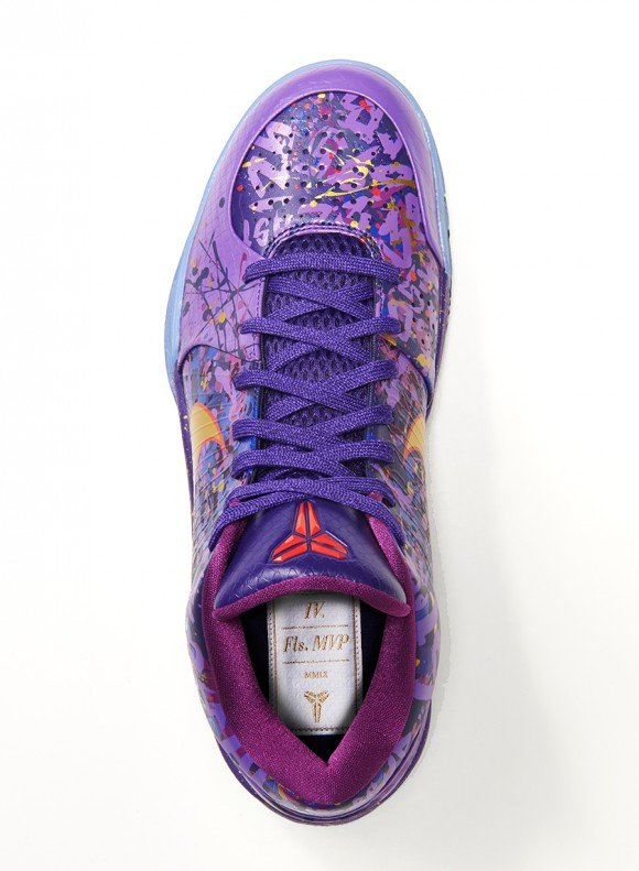 Nike Zoom Kobe 4 Prelude Official Images