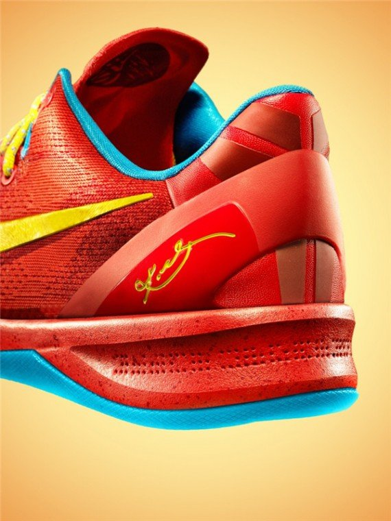 check out 7aa13 2799c Nike Kobe 8 Year of the Horse Release Date