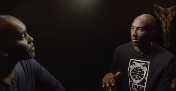 Kobe Bryant & Gary Payton Talk Nike Kobe 9
