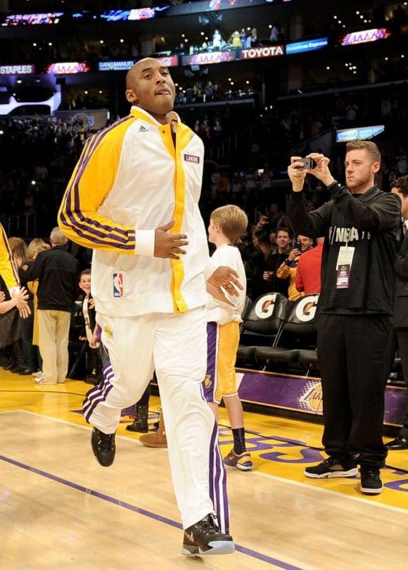 Kobe Comeback by Nike Basketball