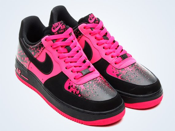 Nike Air Force 1 Low Lava Splatter