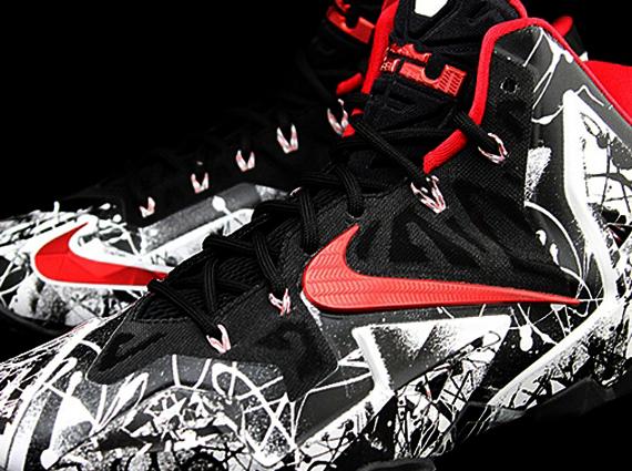 Nike LeBron 11 Graffiti Release Date