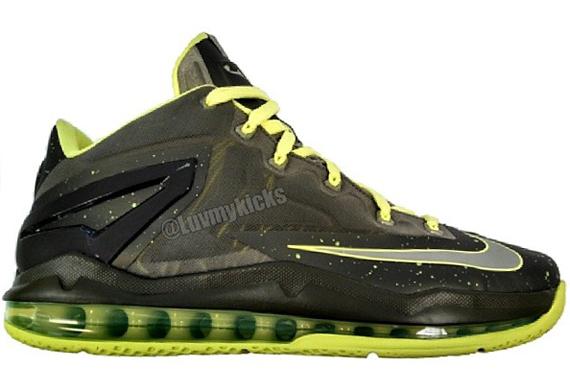 Nike LeBron 11 Low Dunkman First Look