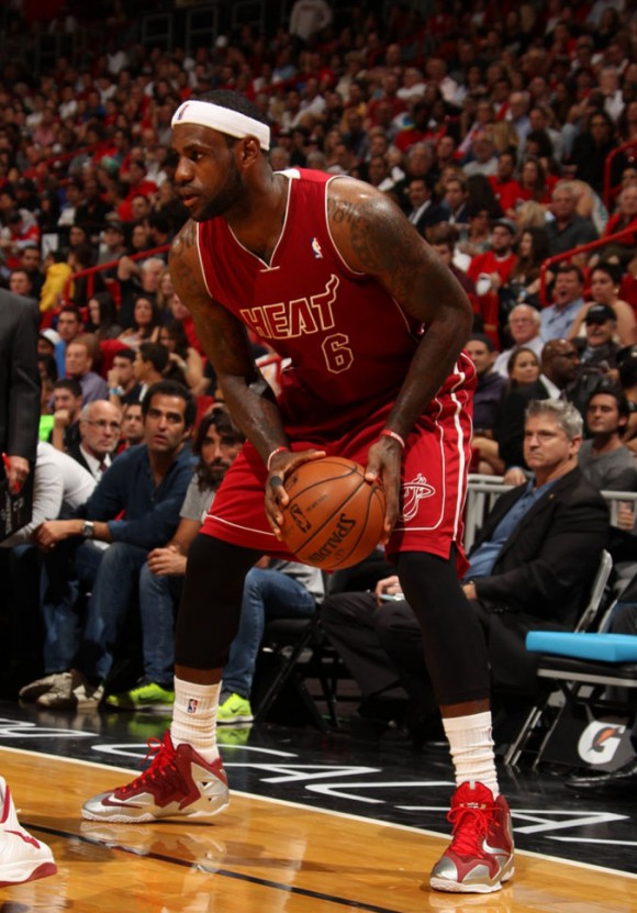 f13219fe5ef1 lebron james speaks out on not wearing the lebron 11