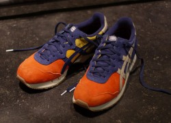 mita sneakers x Onitsuka Tiger X-Caliber 'Tequila Sunrise'
