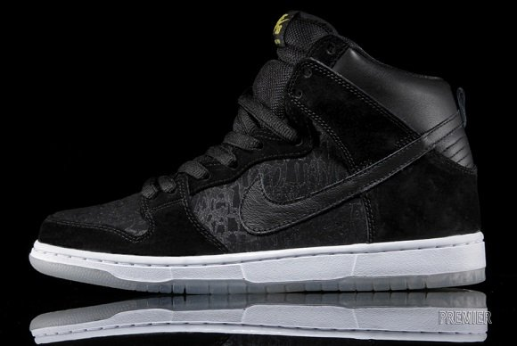 save off 6074c a1d94 Neckface x Nike SB Dunk High Premium