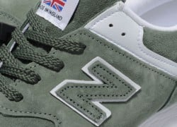 New Balance 576 WMNS – Green – Now Available