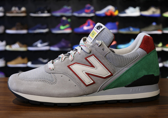 New Balance 996 National Parks Now Available