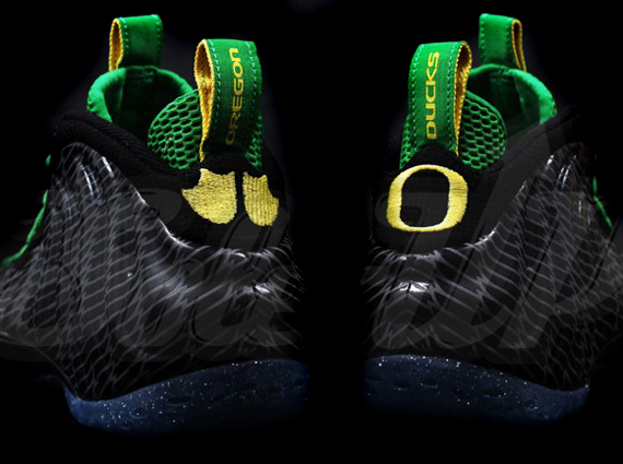 Nike Air Foamposite One Oregon Yet Another Closer Look