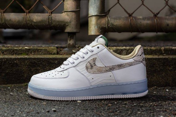 "Nike Air Force 1 ""Brazil Collection"" – Release Date"