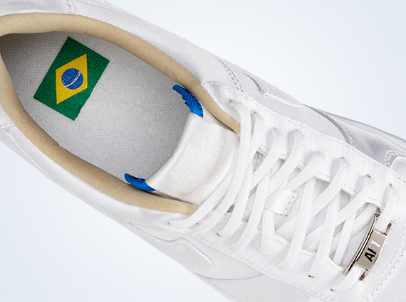 Nike Air Force 1 Downtown Low Brazil
