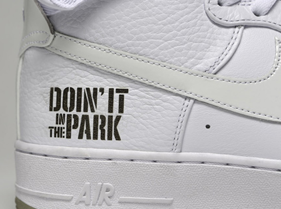 Nike Air Force 1 High Doin' It In The Park